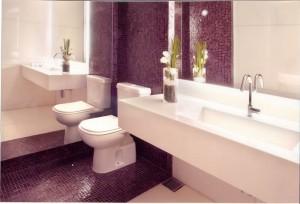 Projeto para Banheiro Feminino
