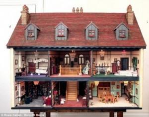 Casas em Miniaturas
