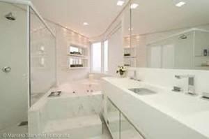 Revestimento Branco para Banheiro