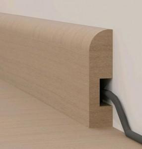 Rodapé de PVC