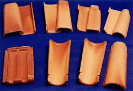 Tipos de Telha de Barro