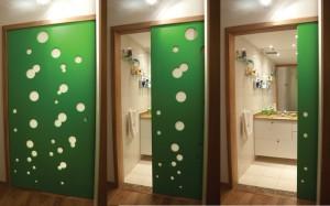 Porta para Banheiro