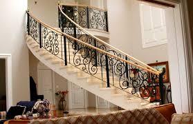 Corrimão de Escada de Ferro