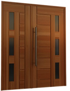 Porta de Madeira para Sala