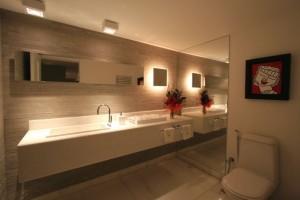 Mármore e Granito em Banheiro