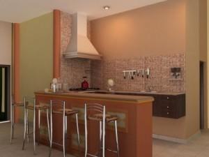 Área de Lazer em Casa ou Apartamento