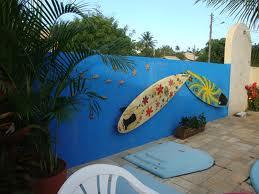 Muro com Azul