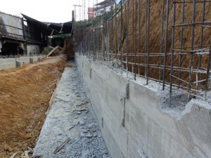Muro de concreto armado for Muro de concreto armado
