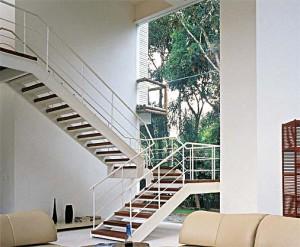 Janela para Escada