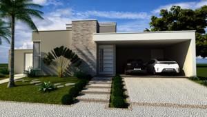 Calçadas de Casas Modernas