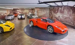 Garagem de Luxo