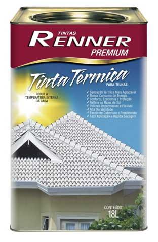 Preço tinta termica
