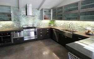 Cozinha em L Moderna