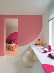 Casas com Pinturas Modernas