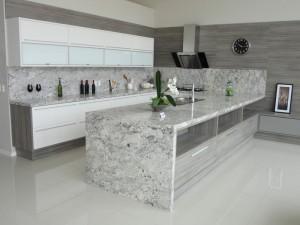 Cozinha em Mármore