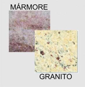 Mármore ou Granito