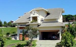 Casas Modernas com Telhado Colonial