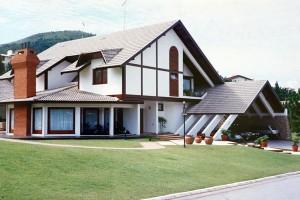 Telhados Modernos para Garagens