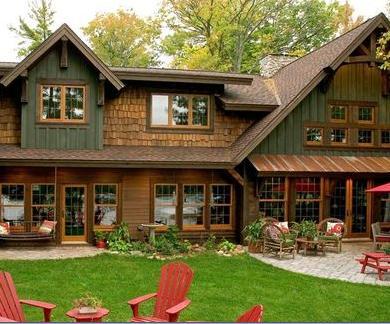 Fachada de casas r sticas for Modelos de casas rusticas