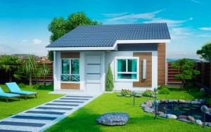 Projetos de Casas Pequenas e Modernas Grátis
