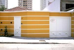 Modelos de Muro Simples para Casas