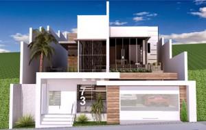 Modelos e Fotos de Portões de Casas Modernas